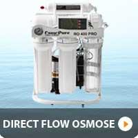 Direct flow osmose