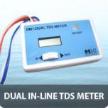 Dual In-line TDS meter