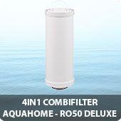 4in1 combifilter voor Aquahome - RO 50 deluxe