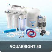 Osmose met tank en kraan basis 50