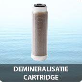 Demineralisatie cartridge 10 inch