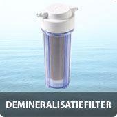 Demineralisatiefilter