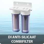 DI anti-silicaat combifilter 10 inch