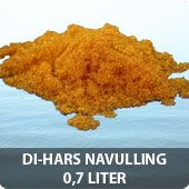 DI-hars navulling 0,7 liter