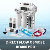 Direct flow osmose RO 400 Pro
