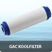 GAC koolfilter
