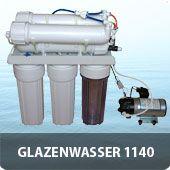 Glazenwasser 1140