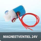 Magneetventiel 24V