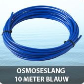 Osmoseslang blauw 10 meter