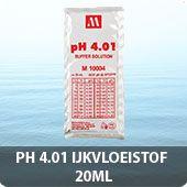 pH 4.01 ijkvloeistof 20ml