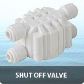 Shutt off valve