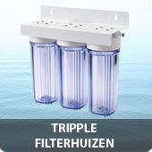 Triple filterhuizen