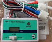 Triple In-line TDS meter