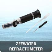 Zeewater refractometer