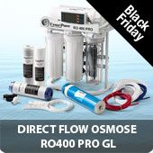 Direct flow osmose RO 400 Pro GL